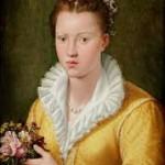 Girolamo Macchietti-Portrait de femme