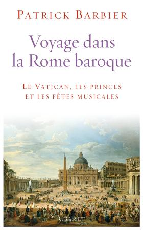Voyage rome baroque