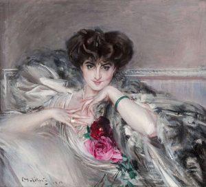 Ritratto della principessa Radzwill Giovanni Boldini
