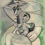 Picasso Vignette Maternité